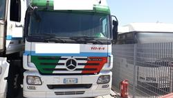 Trattore stradale Mercedes Actros - Lotto 10 (Asta 4497)