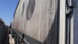 Kogel semi trailer - Lot 11 (Auction 4497)