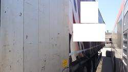 Korne semi trailer - Lote 16 (Subasta 4497)