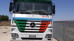 Trattore stradale Mercedes Actros - Lotto 17 (Asta 4497)