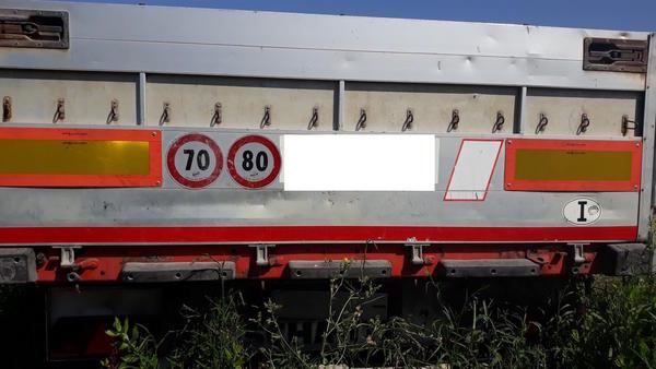 2#4497 Semirimorchio Schmitz Cargobull