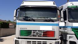 Trattore stradale Volvo Fh - Lotto 21 (Asta 4497)