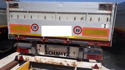 Schmitz Cargobull semi trailer - Lote 7 (Subasta 4497)