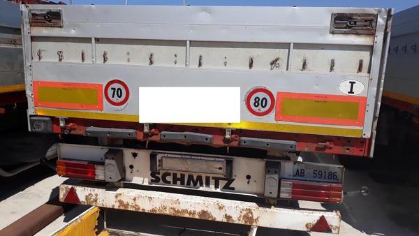 7#4497 Semirimorchio Schmitz Cargobull