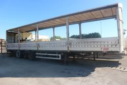 Bartoletti semi trailer - Lot 23 (Auction 4498)