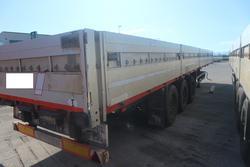 Schmitz Cargobull semi trailer - Lote 25 (Subasta 4498)