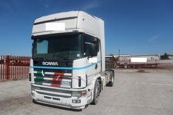 Trattore Scania - Lotto 28 (Asta 4498)