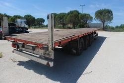 Schmitz Anhanger semi trailer - Lot 32 (Auction 4498)