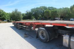Schmitz Cargobull semi trailer - Lot 33 (Auction 4498)