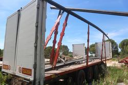 Schmitz Anhanger semi trailer - Lot 35 (Auction 4498)