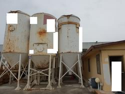 Silos and pumping systems - Lot 81 (Auction 4499)