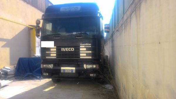 1#44990 Trattore Iveco Euro Star