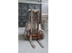 Mondial lift truck and construction equipment - Lot 5 (Auction 4502)