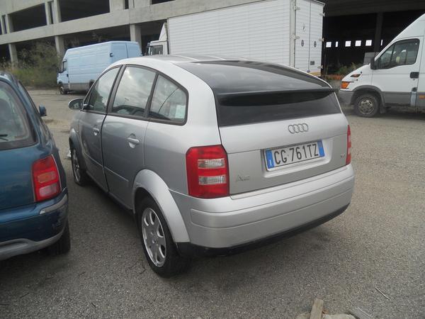1#4503 Automobile Audi A2