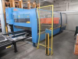 Macchina da taglio laser Prima Industrie e attrezzature officina - Asta 4504