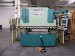 Gad press brake - Lote 9 (Subasta 4504)