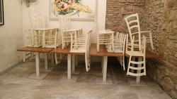 Pizzerias furnishings and equipment - Lote 0 (Subasta 4510)