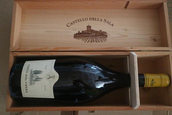 2#4513 Collezione di vini e liquori