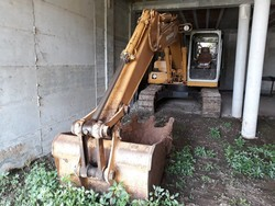 Fiat Hitachi track excavator - Lot 0 (Auction 4515)