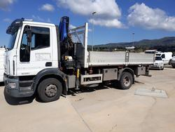 Iveco truck - Lot 11 (Auction 4515)