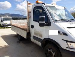 Iveco truck - Lot 13 (Auction 4515)