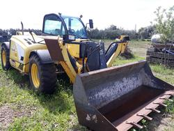 Movimentatore telescopico New Holland - Lotto 17 (Asta 4515)