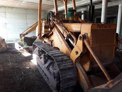 Fiat Allis crawler loader - Lote 4 (Subasta 4515)