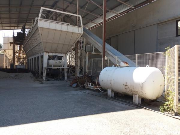 1#4516 Linea di produzione laterizi in cemento
