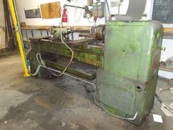 Saimp lathe and Super Star grinder - Lot 26 (Auction 4517)