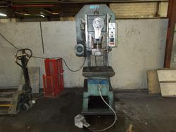 Mios Padova friction screw presses - Lote 34 (Subasta 4517)
