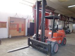 Linde forklift - Lot 43 (Auction 4517)