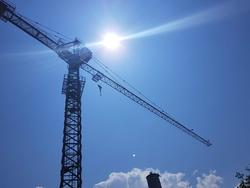 Potain GT 183 tower crane - Lote 5 (Subasta 4518)