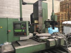 Semcu C6 fixed bench milling machine - Lot 17 (Auction 4519)