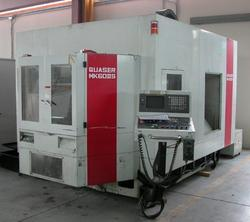 Centro di lavoro Quaser MK 60 II S - Lotto 3 (Asta 4519)