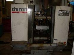 Chiron vertical machining center - Lot 7 (Auction 4519)