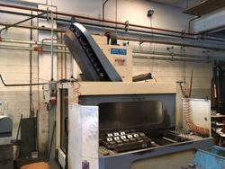 Famup vertical machining center - Lot 8 (Auction 4519)