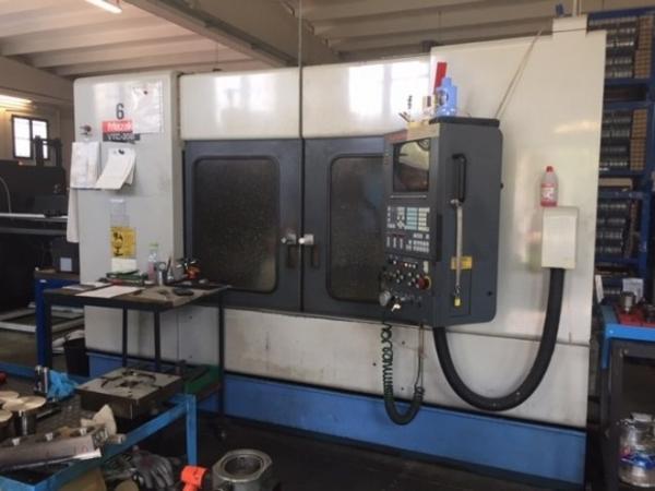 Mazak vertical machining center