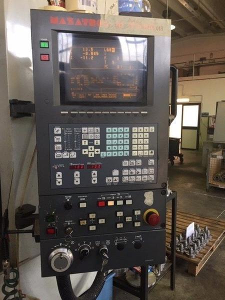 Lot Mazak vertical machining center