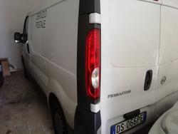 Furgone Nissan Primastar - Lotto 3 (Asta 4526)