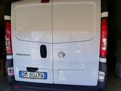 Furgone Nissan Primastar - Lotto 4 (Asta 4526)