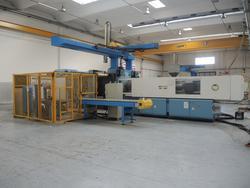 BM Biraghi Injection Moulder MTA Refrigerators and Campetella Robot - Lot  (Auction 4530)
