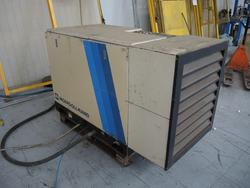 Ingersoll Rand compressor - Lot 13 (Auction 4530)