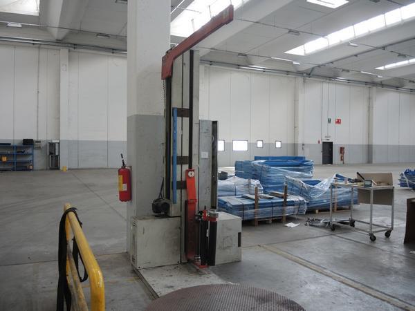 27#4530 Piattaforma di Imballaggio Robopac
