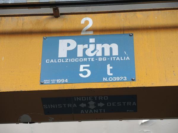Immagine n. 6 - 34#4530 Carroponte Prim