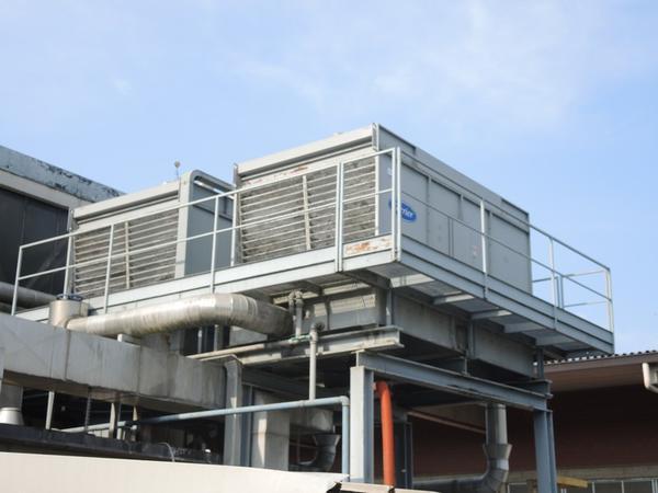 Immagine n. 1 - 50#4530 Impianto refrigerazione Carrier