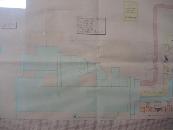 Immagine n. 9 - 50#4530 Impianto refrigerazione Carrier