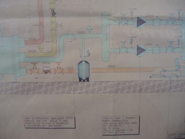 Immagine n. 10 - 50#4530 Impianto refrigerazione Carrier