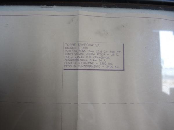 Immagine n. 14 - 50#4530 Impianto refrigerazione Carrier