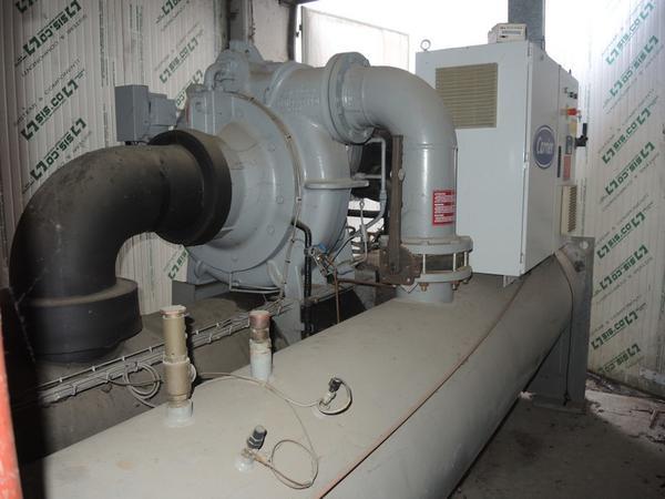 Immagine n. 20 - 50#4530 Impianto refrigerazione Carrier