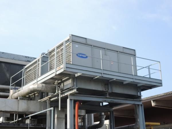 Immagine n. 25 - 50#4530 Impianto refrigerazione Carrier